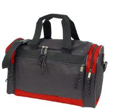 "17"" Duffel Bag in Red"