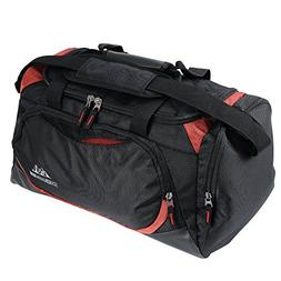 "Duffel Bag 20"" - Large Heavy Duty Gym & Sports Bag - Travel,"