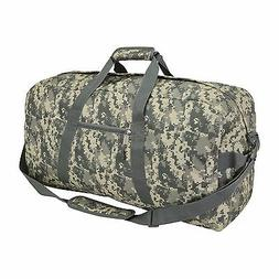 "DALIX 21"" Large Duffle Bag Sports Gym Ditty Bag Traveling Ba"
