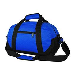 """14"""" Duffle Bag Two Toned, Gym, Hunting, Golf, Travel, Sports"""