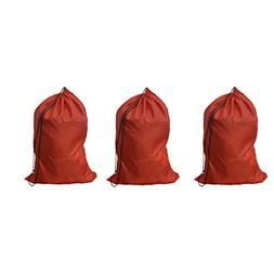 Durable Compact Travel Laundry Bags, Drawstring Closure| Fam