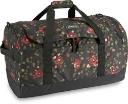 Dakine EQ DUFFLE 50L Mens Travel Gym Duffle Bag Begonia NEW