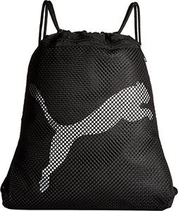 PUMA Women's Evercat Revive Carrysack, Black/White, One Size