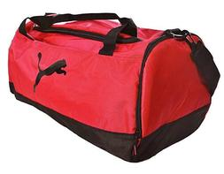 PUMA Men's Evercat Runway Duffel Medium Red One Size