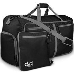 Extra Large Duffle Bag with Pockets - Travel Duffel Gym Bag