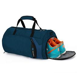 INOXTO Fitness Sport Small Gym Bag with Shoes ff0ad0a11783a