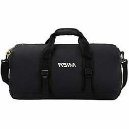 MIER Foldable Small Duffel Bag Lightweight for Sports, Gyms,