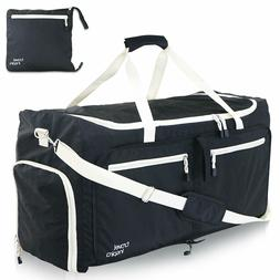 Travel Inspira Large Foldable Duffel Bag XL For Packable Duf