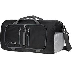 G4Free Foldable Travel Duffle Bag Lightweight 22 Inch for Lu