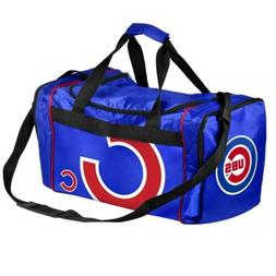 * Forever Collectibles MLB Core Duffle Gym Bag - Chicago Cub