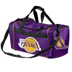 * Forever Collectibles NBA Core Duffel Gym Bag - Los Angeles
