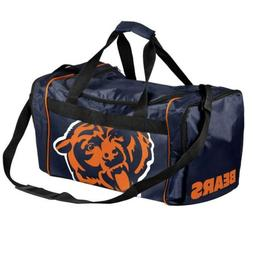* Forever Collectibles NFL Core Duffel Gym Bag - Chicago Bea