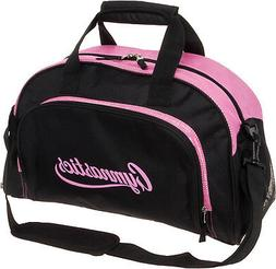 LISH Gemma Gymnastics Duffel Bag - Girl's Travel Sports Gym