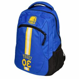 Golden State Warriors NBA Curry #30 Action Backpack School B