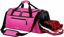 Gym Bag 40L Sports Travel Duffel Bag for Men and Women with