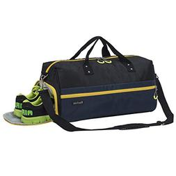 57372b5af428 Kuston Sports Gym Bag with Shoes Compartment Travel