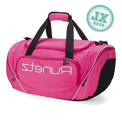 9aa41a10e4 Runetz Gym Duffle Bag - Sports Bag for Men and Women - Ideal