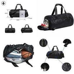 Sports Gym Bag Travel Duffel Backpack for Women and Men Over