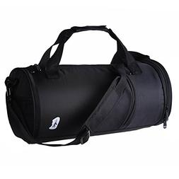 Goldwheat Sport Gym Bag Duffle Bag for Women and Men Travel