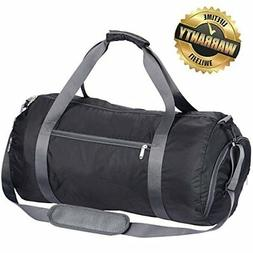 Gym Bag for Men and Women with Shoe compartment - #1 Top Rec