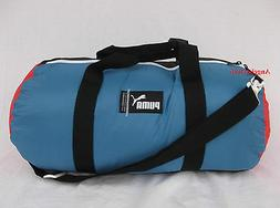 Gym Bag Puma Mens Ladies Messenger Handle Mini Travel Blue R