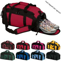 Gym Bag Sports Duffel Workout Travel Carry on Luggage Athlet