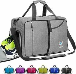 Bago Gym Bags for Women and Men Small Packable Sports Duffle