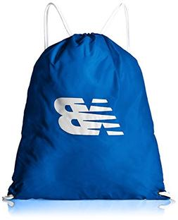 New Balance Adult Gym Cinch Sack, Electric Blue, One Size