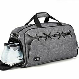 Gym Duffel Bag Sports Travel Tote Bag Overnight for Men and