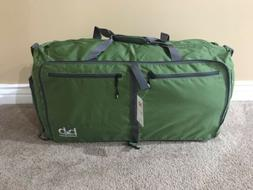 Extra Large Duffle Bag with Pockets - Travel Duffel Bag for