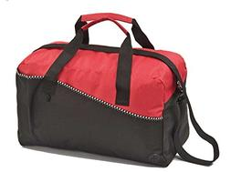 """17"""" Gym Duffle Bag with Water Bottle Holder Sports Duffle Ba"""