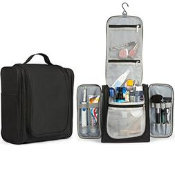TravelMore Large Hanging Toiletry Bag Travel Cosmetic Kit -