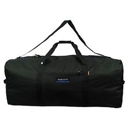 Heavy Duty Cargo Duffel Jumbo Gear Bag Big Drum Set Equipmen
