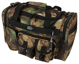 Mens Hunters Camo 18 Inch Duffel Molle Tactical Carry On Sho