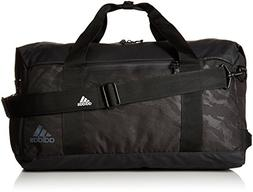 adidas Sport Id Duffel Bag, One Size, Tiger Style Camo Embos