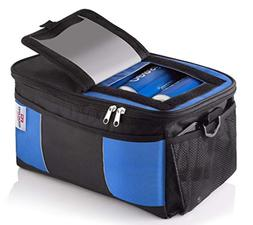 Rockland Guard Insulated 16 Can Collapsible Soft Cooler Bag