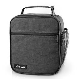 Hap Tim Insulated Lunch Bag for Men Women,Reusable Lunch Box