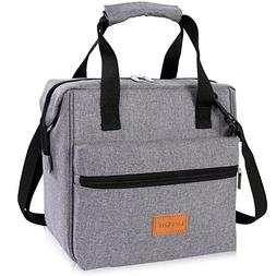 Lifewit 10L Insulated Lunch Box Bag for Adults Kids Men Wome
