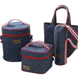 insulated lunch bag premium adult lunch box