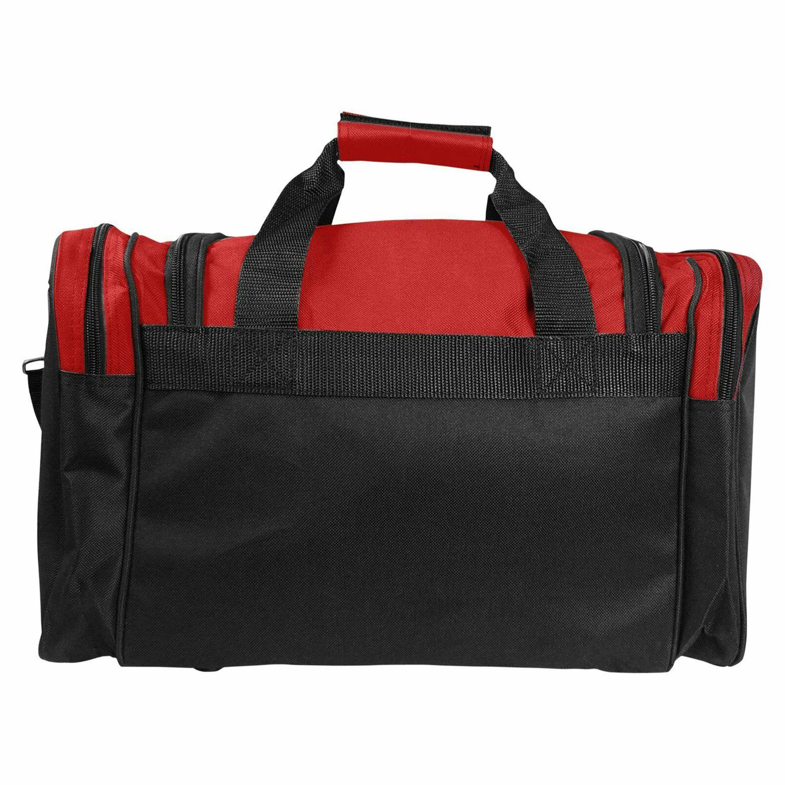 DALIX Bag with Dual Front Mesh Pockets in