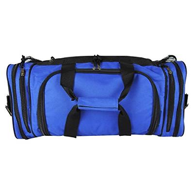 Dalix 20 Duffle Bag with and Blue
