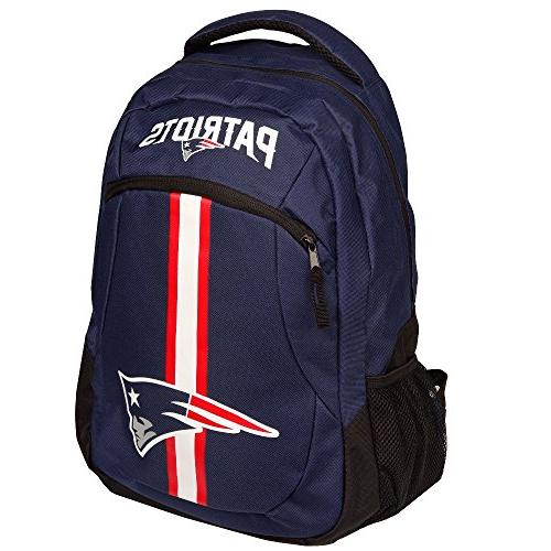 2017 nfl action backpack school