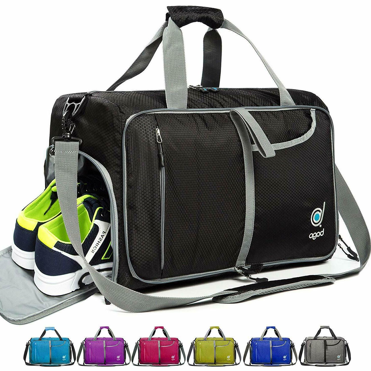 40l duffle bags for men and women