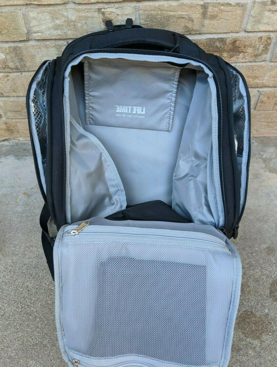 Hylete 40L Backpack Duffel Expand
