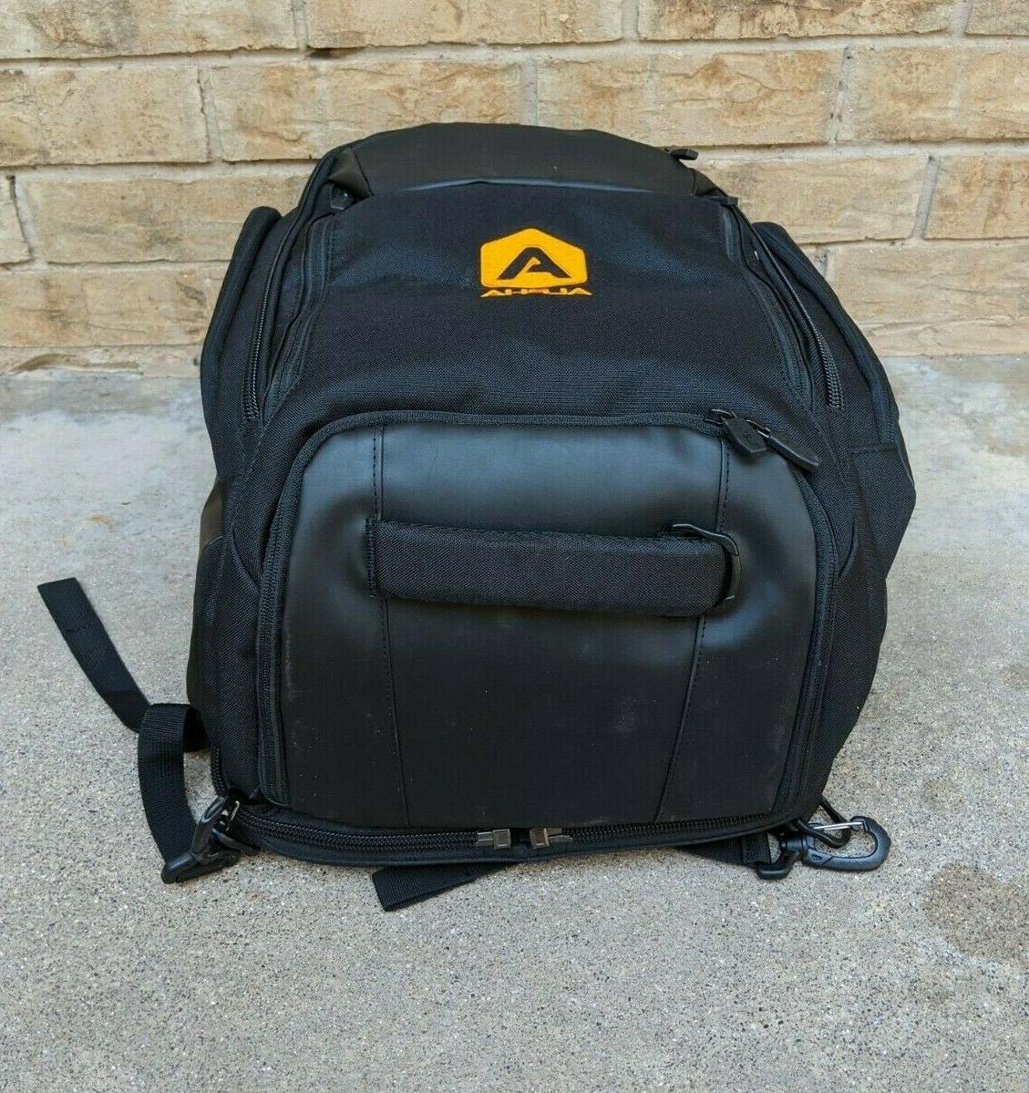 Hylete Gym Backpack Combo Expand