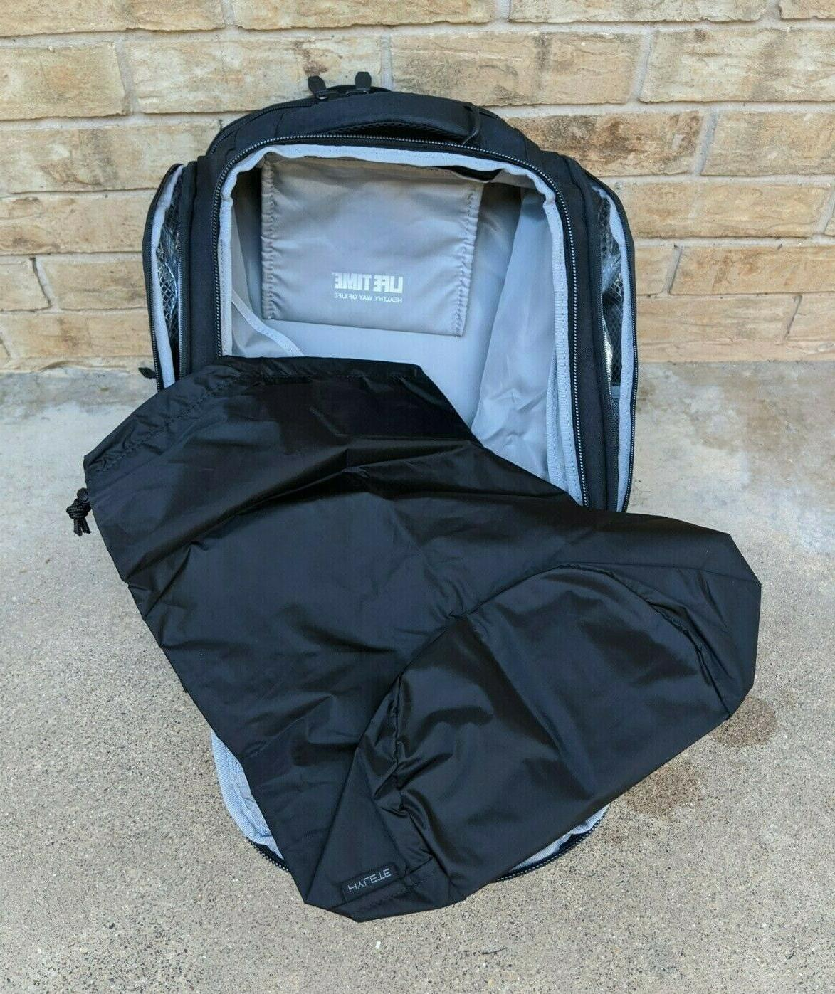 Hylete 40L Gym Backpack Expand