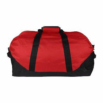 """DALIX 21"""" Duffle Two-Toned Bag in"""