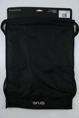 NIKE HOOPS BLACK/WHITE DRAWSTRING BAG BACKPACK GYM