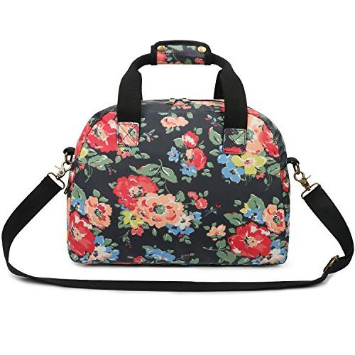 16L Small Floral Gym Duffle Bag Waterpro