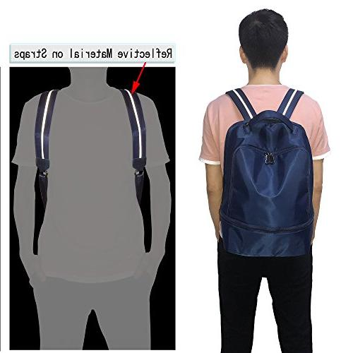 Nylon Bag Shoulder 3M Reflective